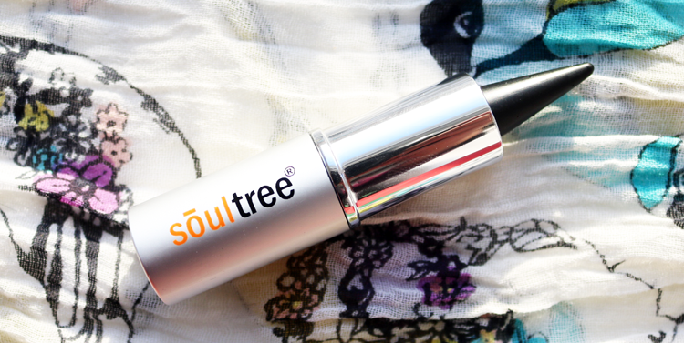 Soultree Ayurvedic Kajal in Pure Black review
