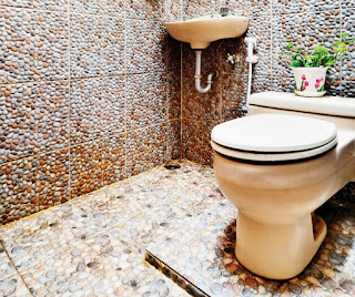 german made bathroom accessories + stunning examples of interior design using natural stone