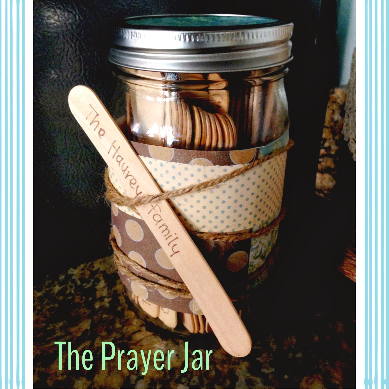 Ooh Lah Lah Designs Prayer Jar