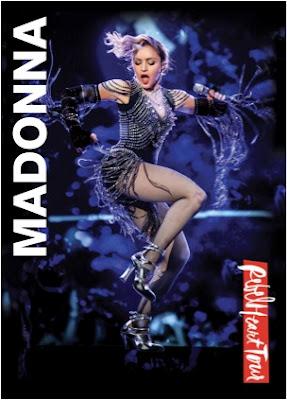Madonna: Rebel Heart Tour - Live DVD Pre-Order Now