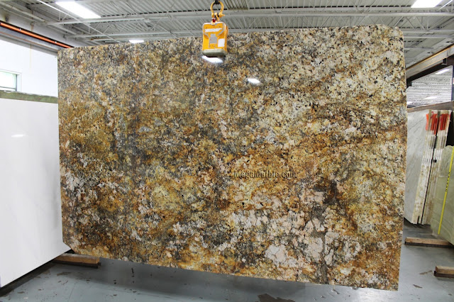 Carnaval Granite slabs for countertop