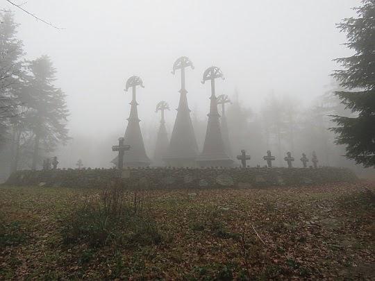 Cmentarz wojenny na Rotundzie