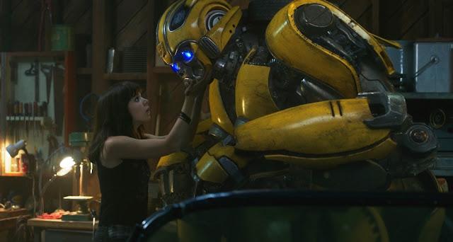Bumblebee – Recenze