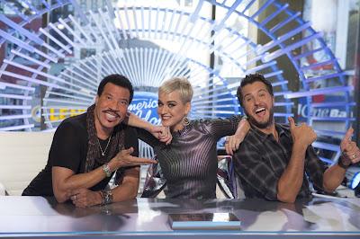 Lionel Richie, Katy Perry e Luke Bryan, novos jurados de American Idol - Divulgação
