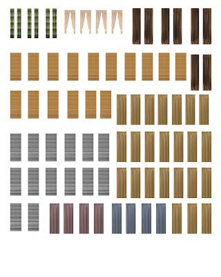 """Blind assortment on 8"""" x 10"""" matt photo paper"""