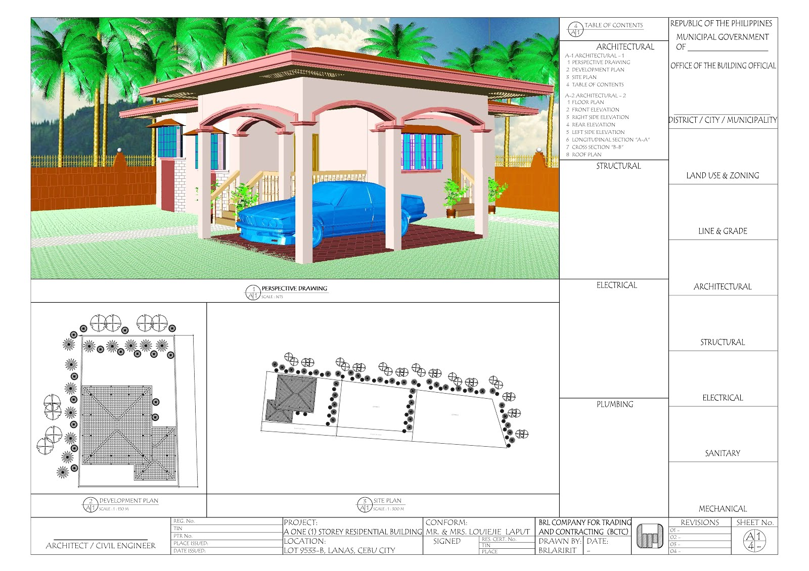 Technical Informations For Architectural And Industrial