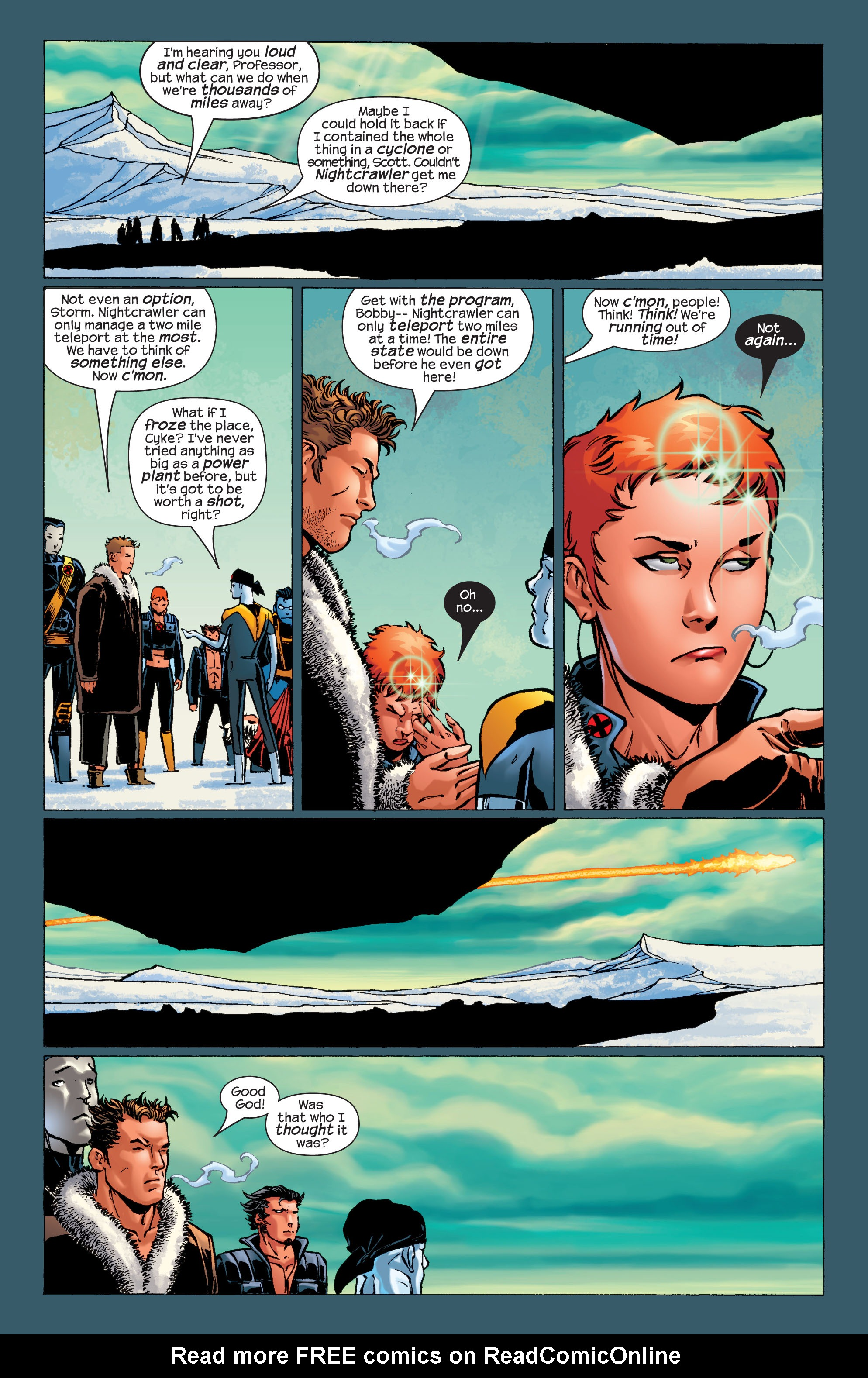 Read online Ultimate X-Men comic -  Issue #31 - 19