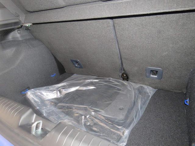 Fiat Argo 2018 - porta-malas