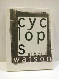 Albert Watson CYCLOPS