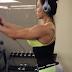 Gracyanne Barbosa e seu treino completo de ombros/deltoides
