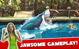 Free Download Hungry Shark World V.0.8.0 APK