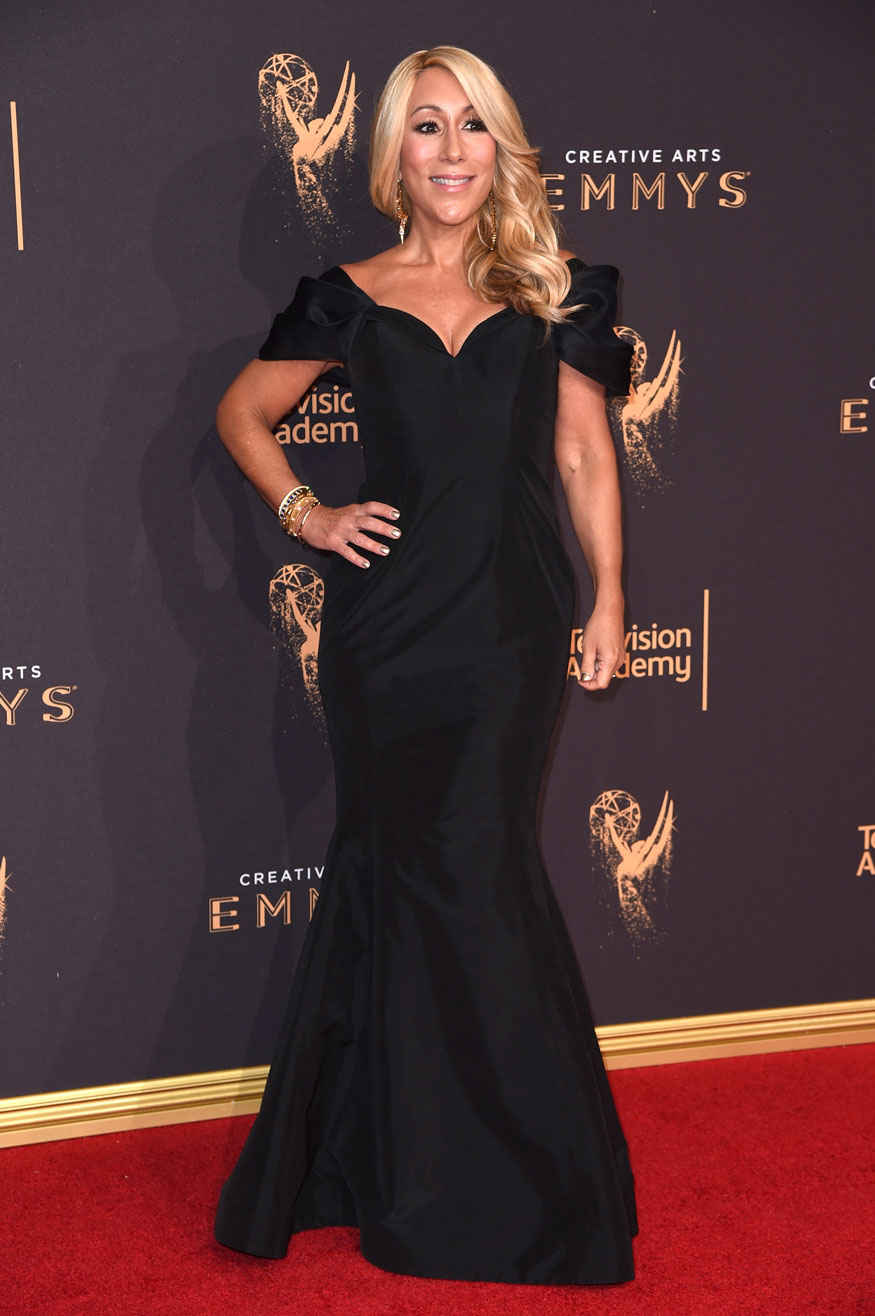 Celebrity at Creative Arts Emmy Awards 2017