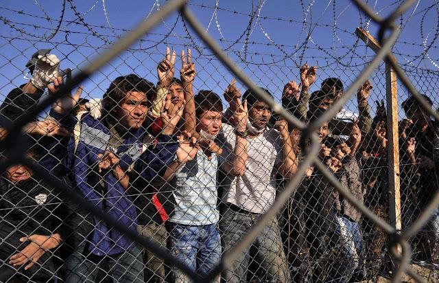 Βερολίνο: Δεν υπάρχει αίτημα της Αθήνας προς τους εταίρους να πάρουν πρόσφυγες από την Ειδομένη