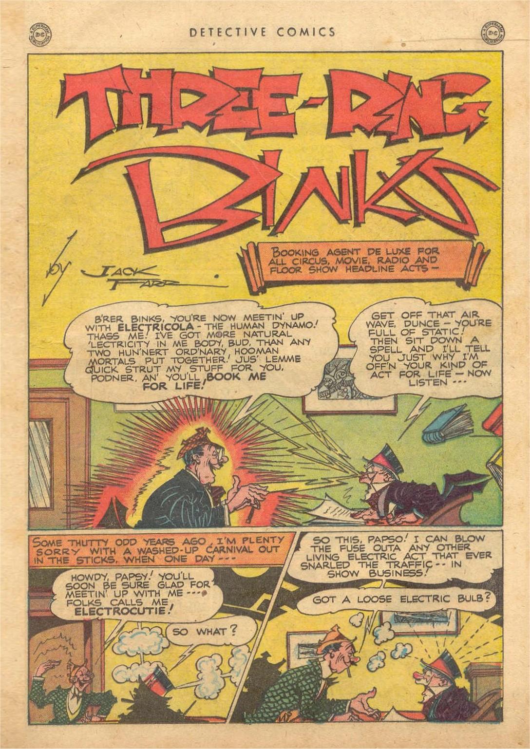 Read online Detective Comics (1937) comic -  Issue #132 - 31