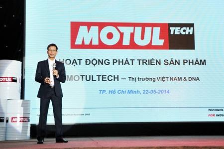 Thương hiệu dầu nhớt công nghiệp cao cấp MotulTech