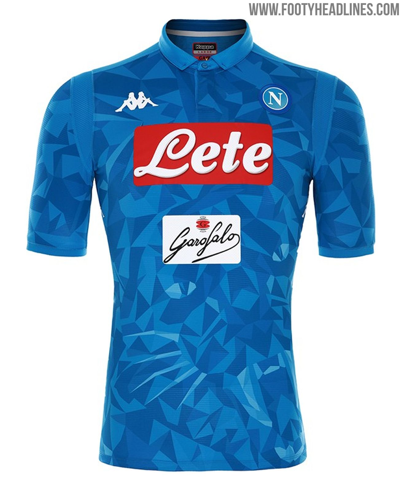 insane napoli 18 19 home   goalkeeper kits released hat logos heart logos free