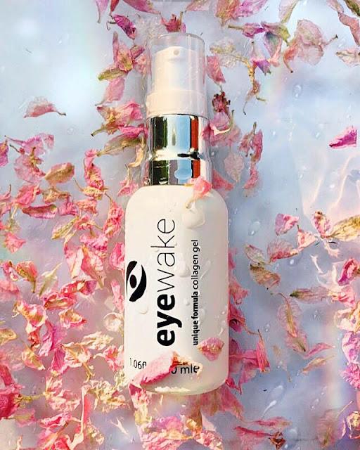 Eyewake Unique Formula Collagen Gel