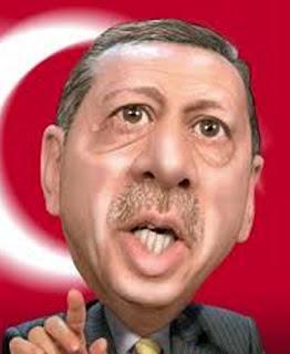 Erdogan el pachá otomano
