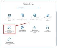 حذف وحظر حساب مستخدم في ويندوز 10 بالصور