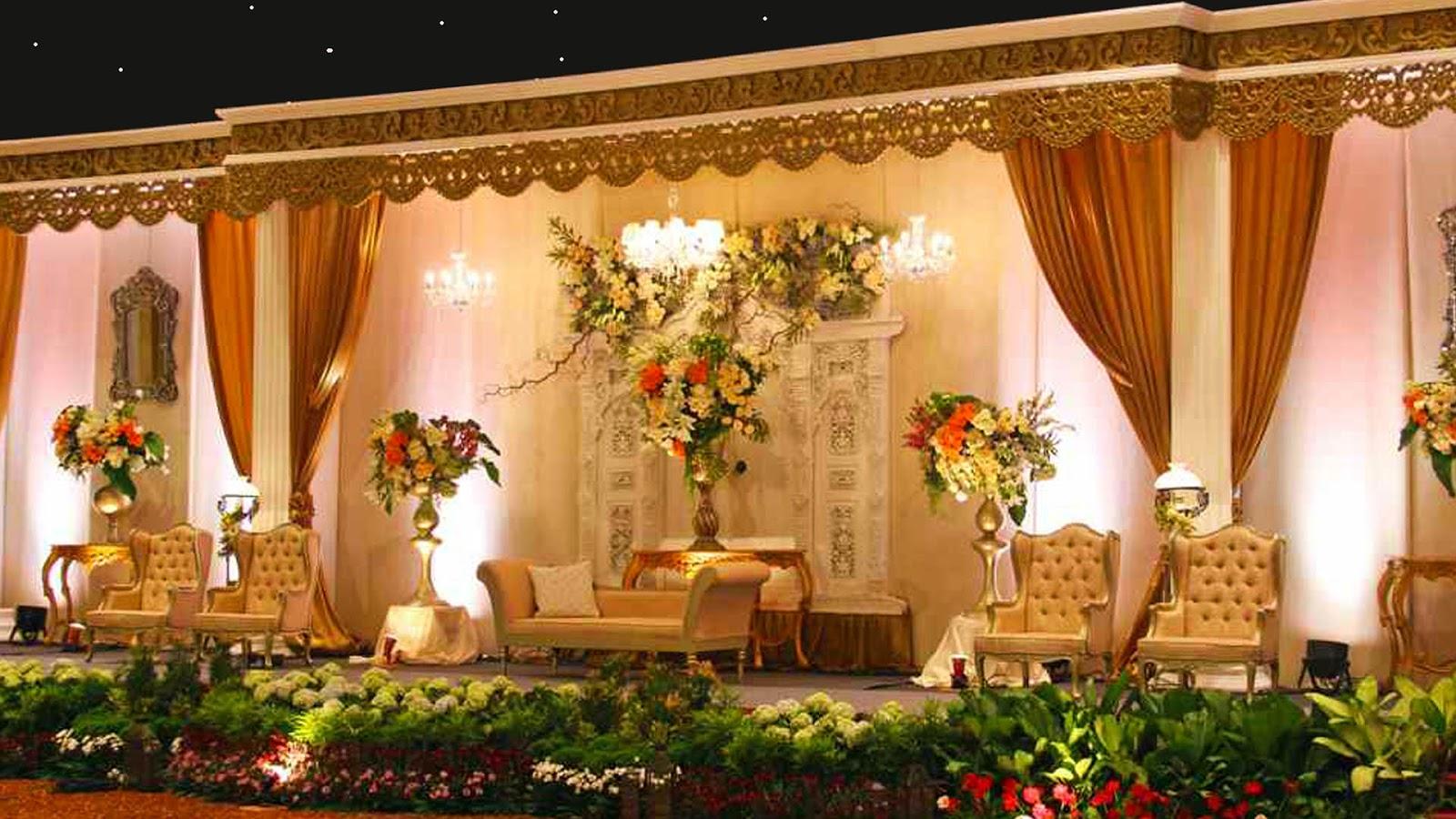 35 Inspirasi Dekorasi Pernikahan Modern Terbaru Jual