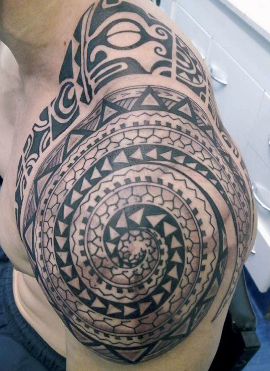 Arm Tattoos For Men-Tattoo Patterns