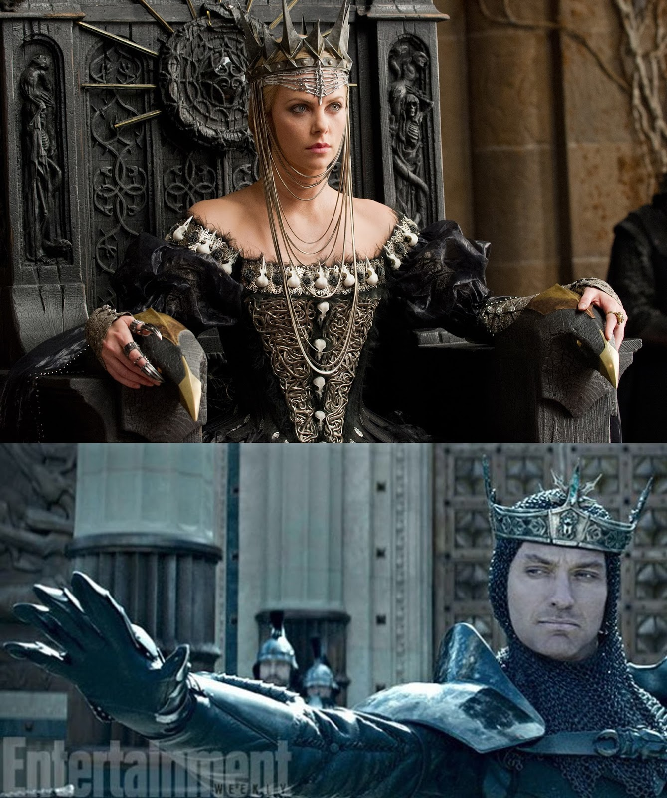 The Fine Art Diner July 2016 Free Shipping Ampamp Strap Lanccelot Watch Aegis Of Bedivere Its Inevitable To Compare Jude Laws King Vortigern Ravenna Charlize Theron In Snow White And Huntsman Both Monarchs Usurped Throne Their