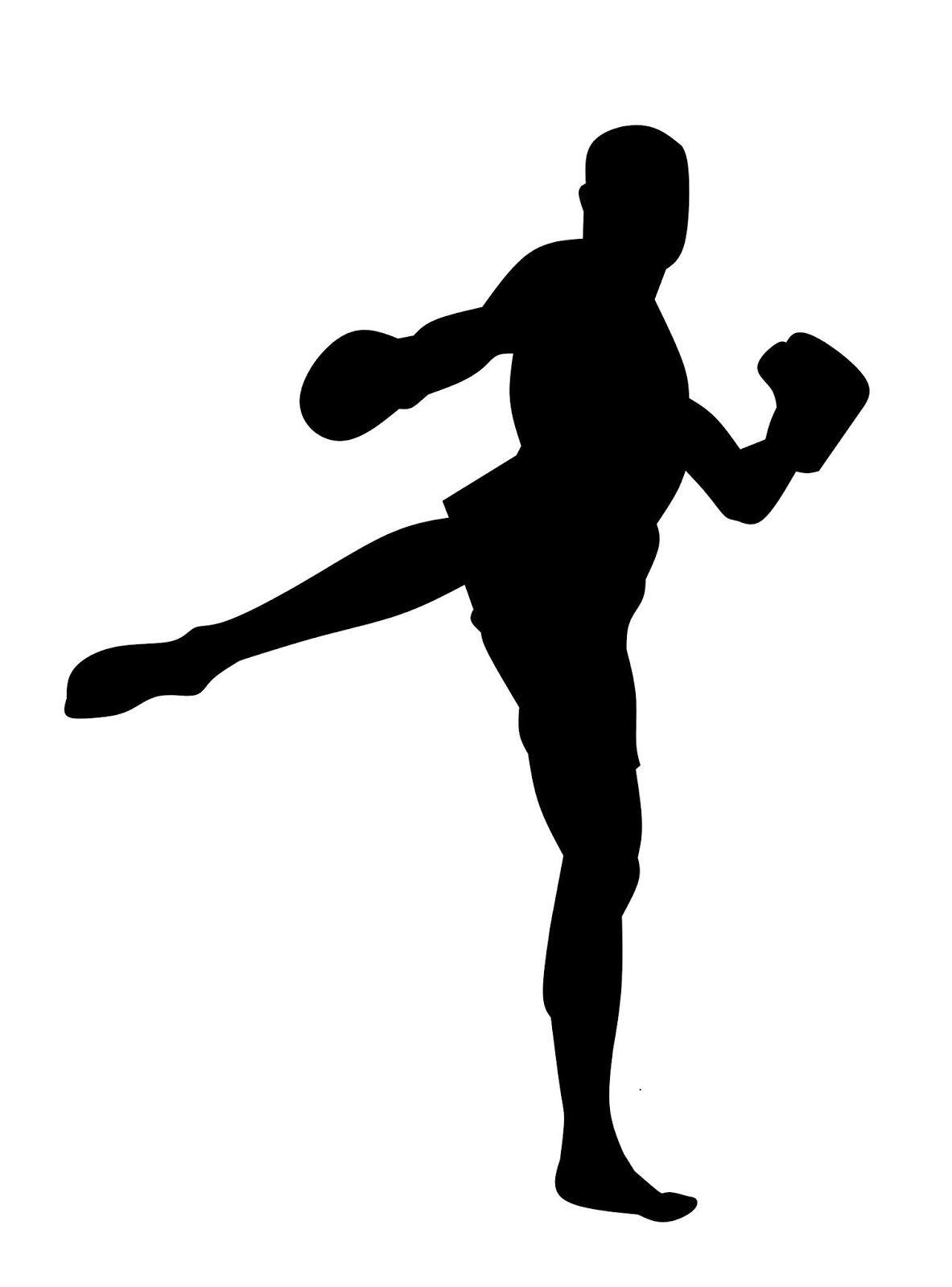 boxing, boxer, man, silhouette, fighter, exercise, fighting, gloves, kickboxing, fight, power, strong, stand, design