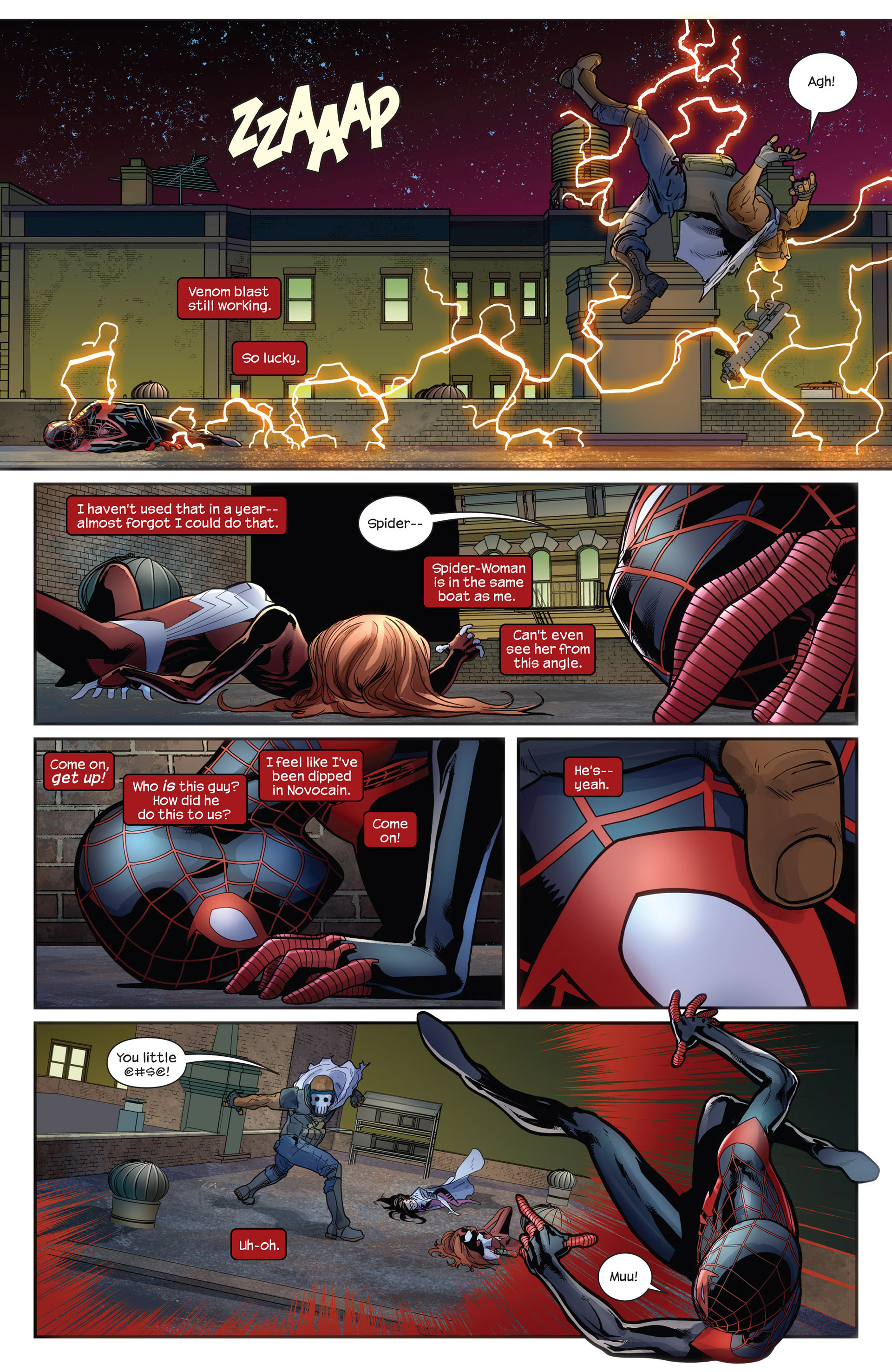 Read online Ultimate Comics Spider-Man (2011) comic -  Issue #27 - 5