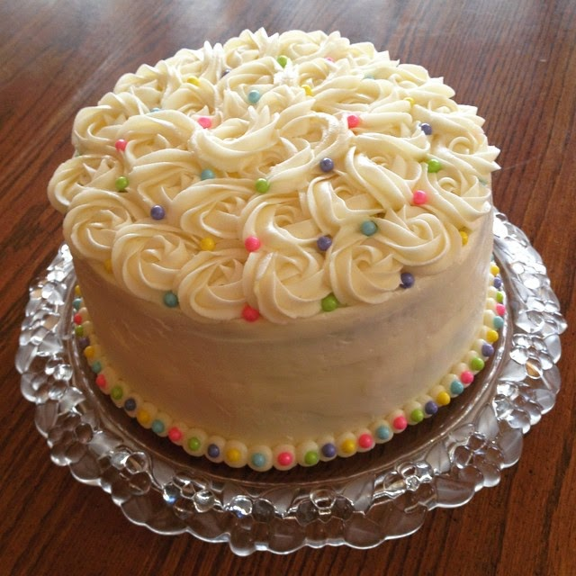 Crazy for Cookies and more: My favorite Buttercream Icing