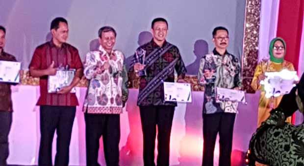 Humas Kota Bandung Nominator 3 Kategori AMH 2017
