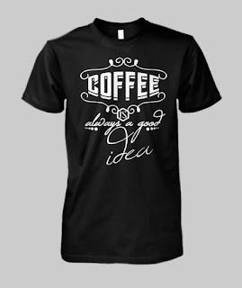 KAOS COFFEE IDEA (Q006) KOTAKSTORE
