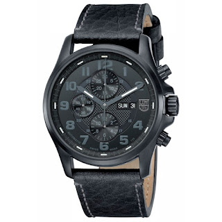 Luminox Automatic Valjoux Field Blackout Chronograph 1861.BO