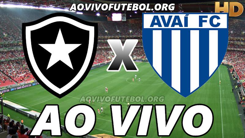 Botafogo x Avaí Ao Vivo Hoje em HD