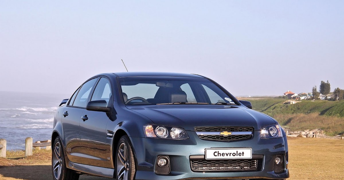 New Car Designs 2011 - 2020: CHEVROLET UPDATES LUMINA SS RANGE