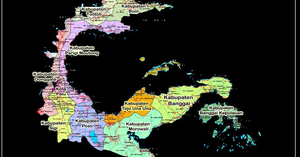 Komunitas Blogger Sulawesi Tengah: Karakteristik Wilayah ...