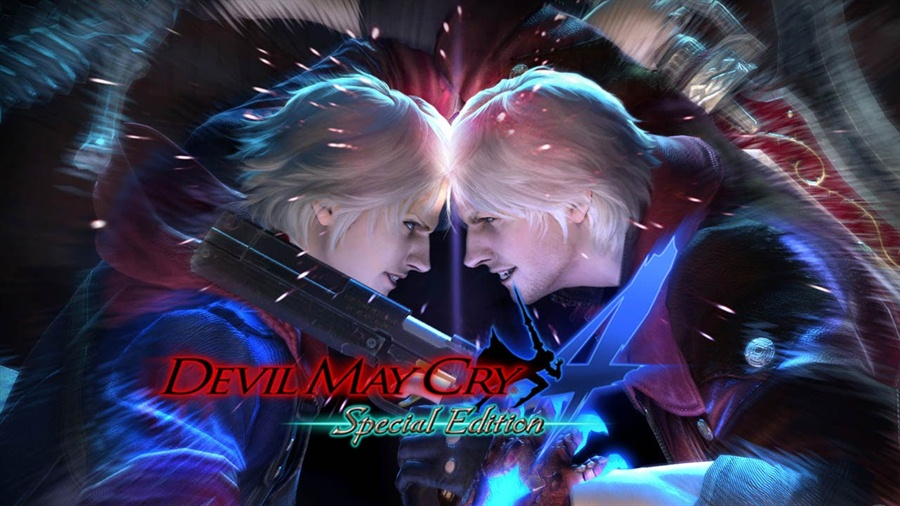 Devil May Cry 4 Special Edition PC Download Poster