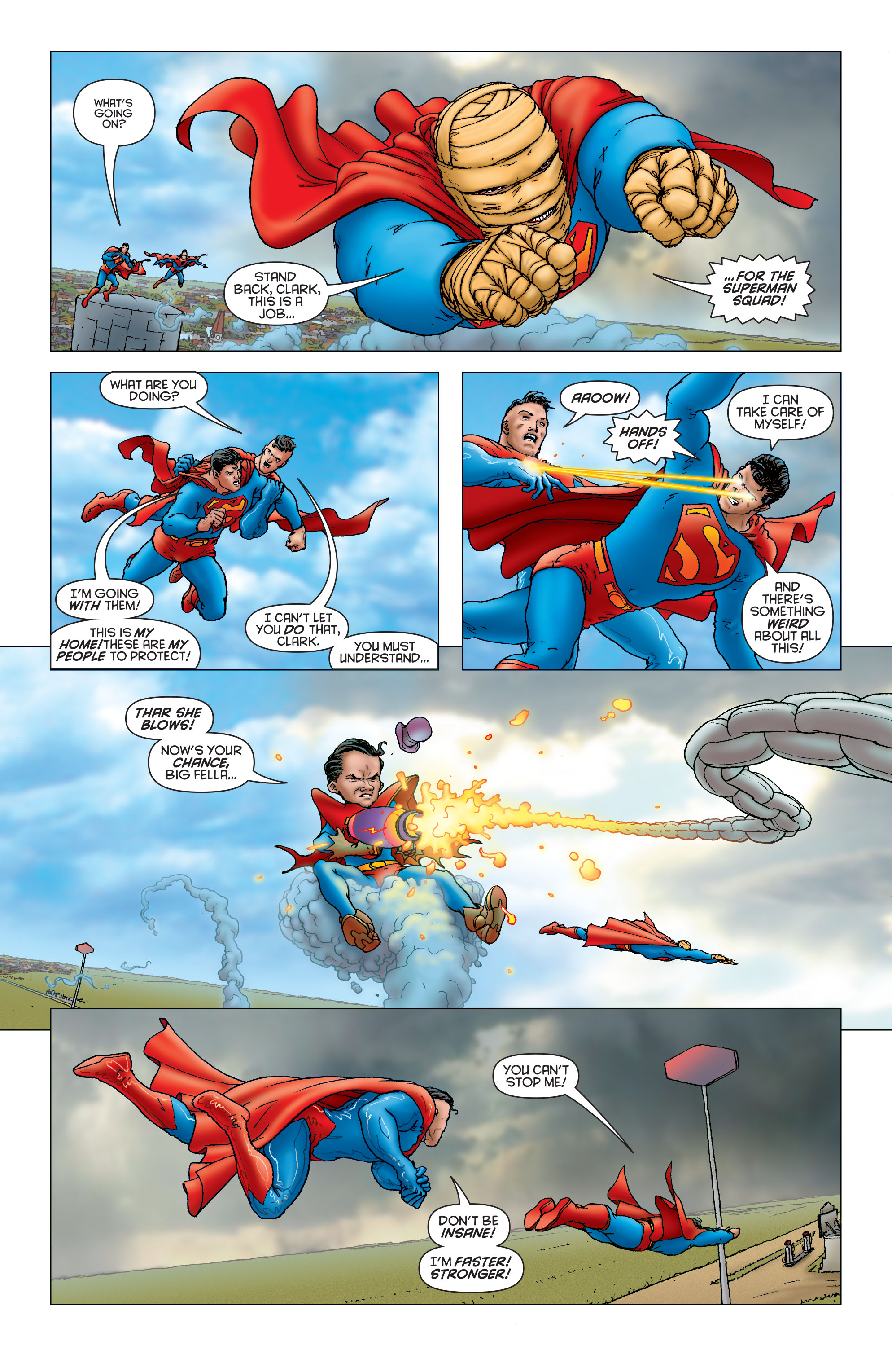 Read online All Star Superman comic -  Issue #6 - 14