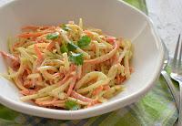 Receta ensalada de brócoli y zanahoria