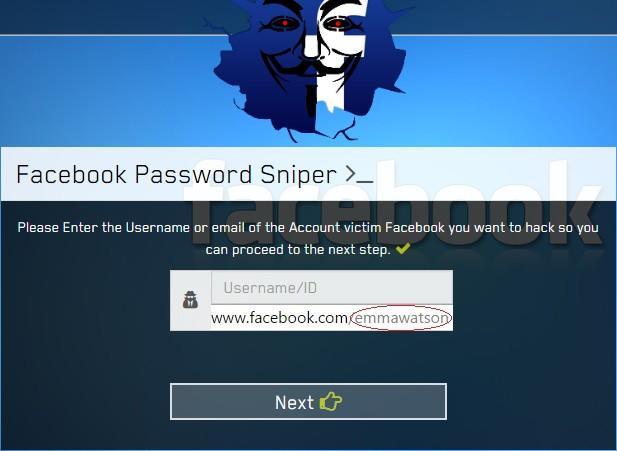 facehacker 2013 gratuit sans code
