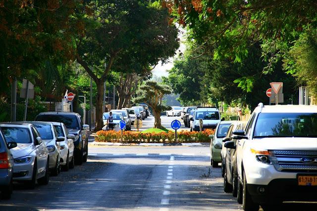 רחוב הגפן, צורן, צילום אורנה לבנה