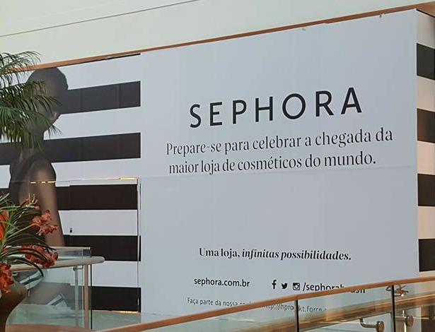 Sephora no RioMar Recife