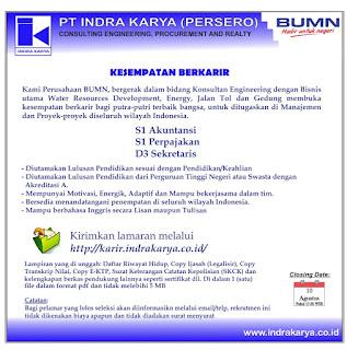 PT Indra Karya
