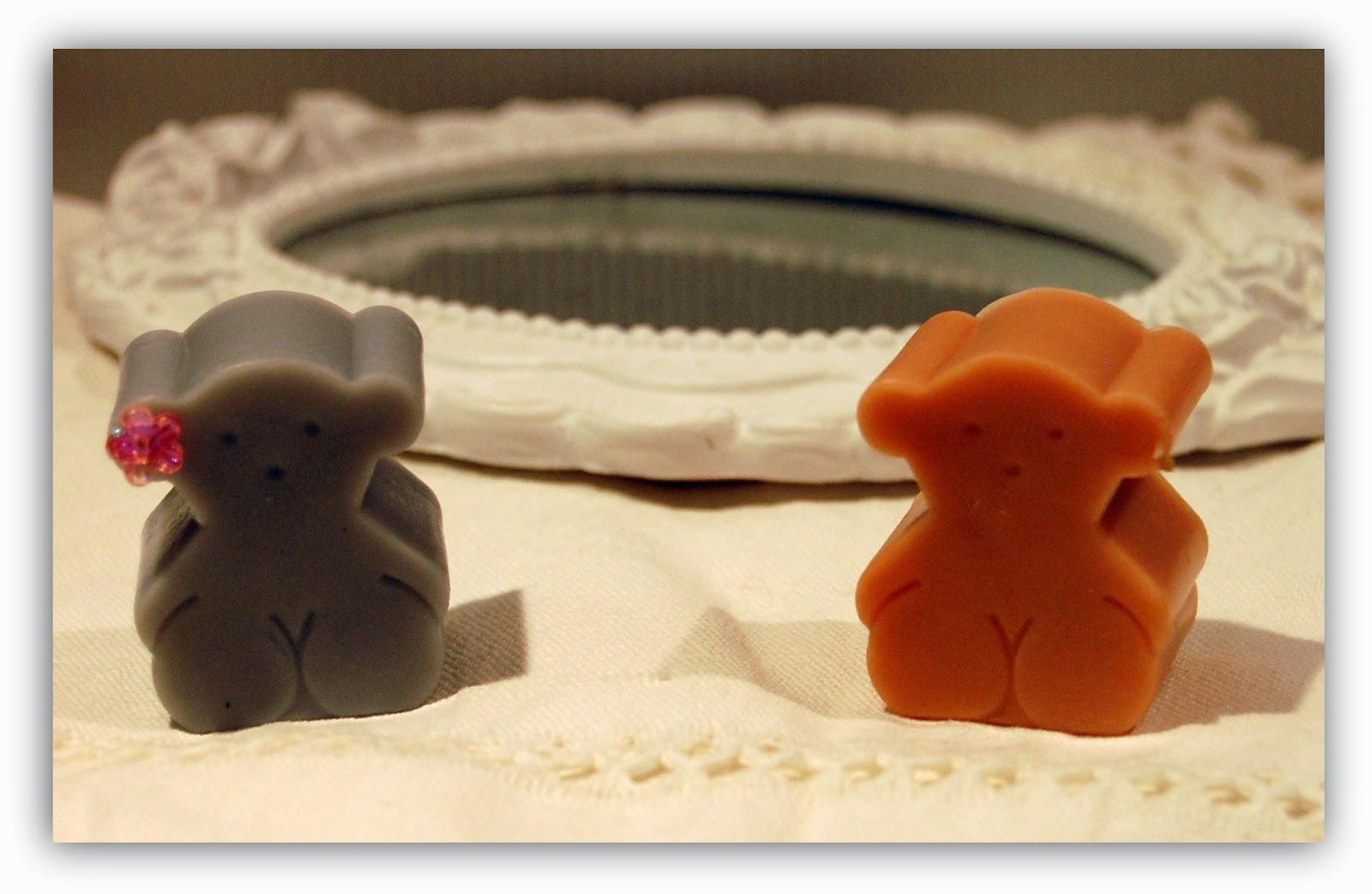 osos de jabón