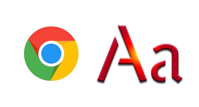 Chrome'da Yazı Tipi Boyutu Nasıl Arttırılır? - www.ceofix.com