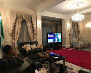 Buhari London