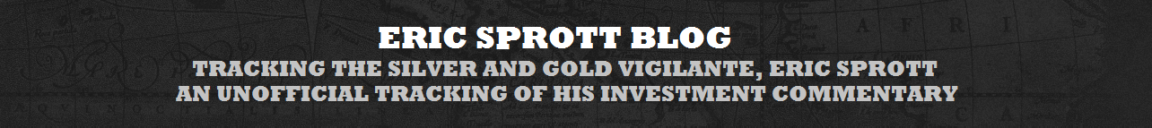 Eric Sprott Blog