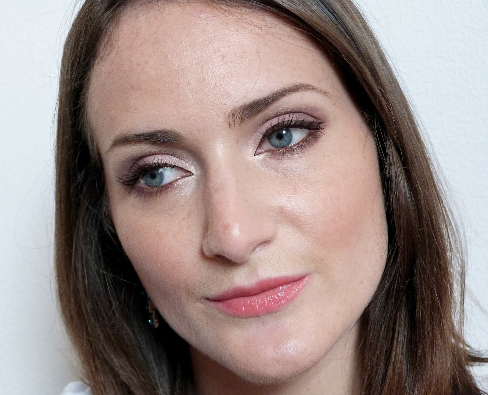 maquillage avec la palette chocolate bar too faced