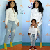 MPNAIJA GIST:Blac Chyna and her son stun at the Kids Choice Awards