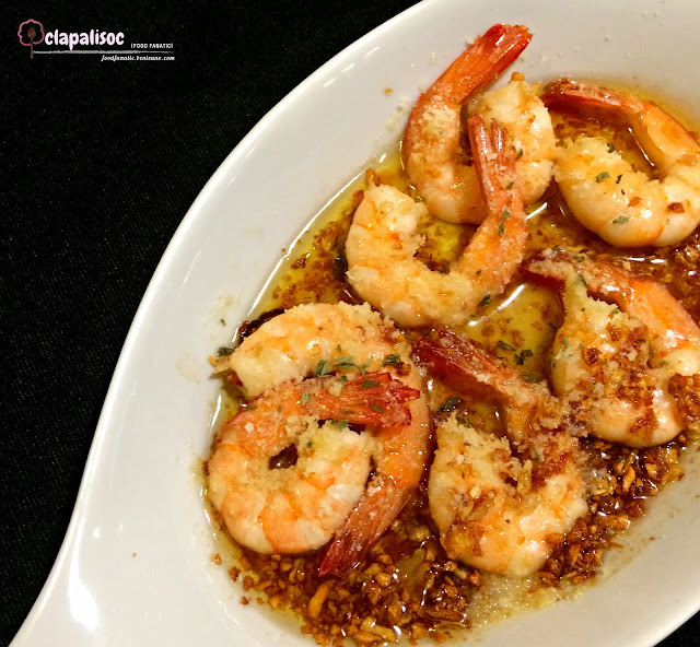 Butter Garlic Shrimps from Hai Chix and Steaks Green Hills