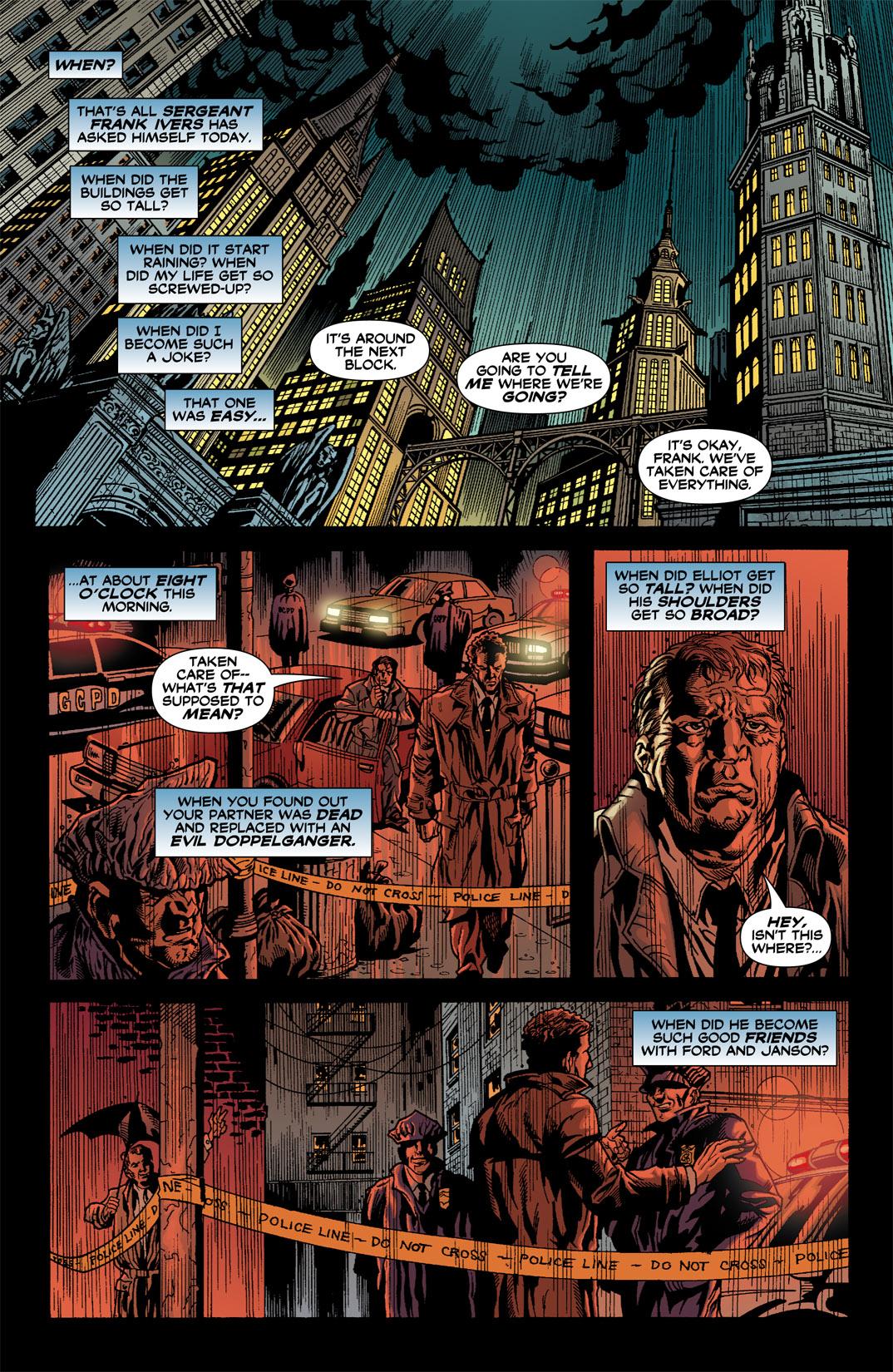Detective Comics (1937) 805 Page 20